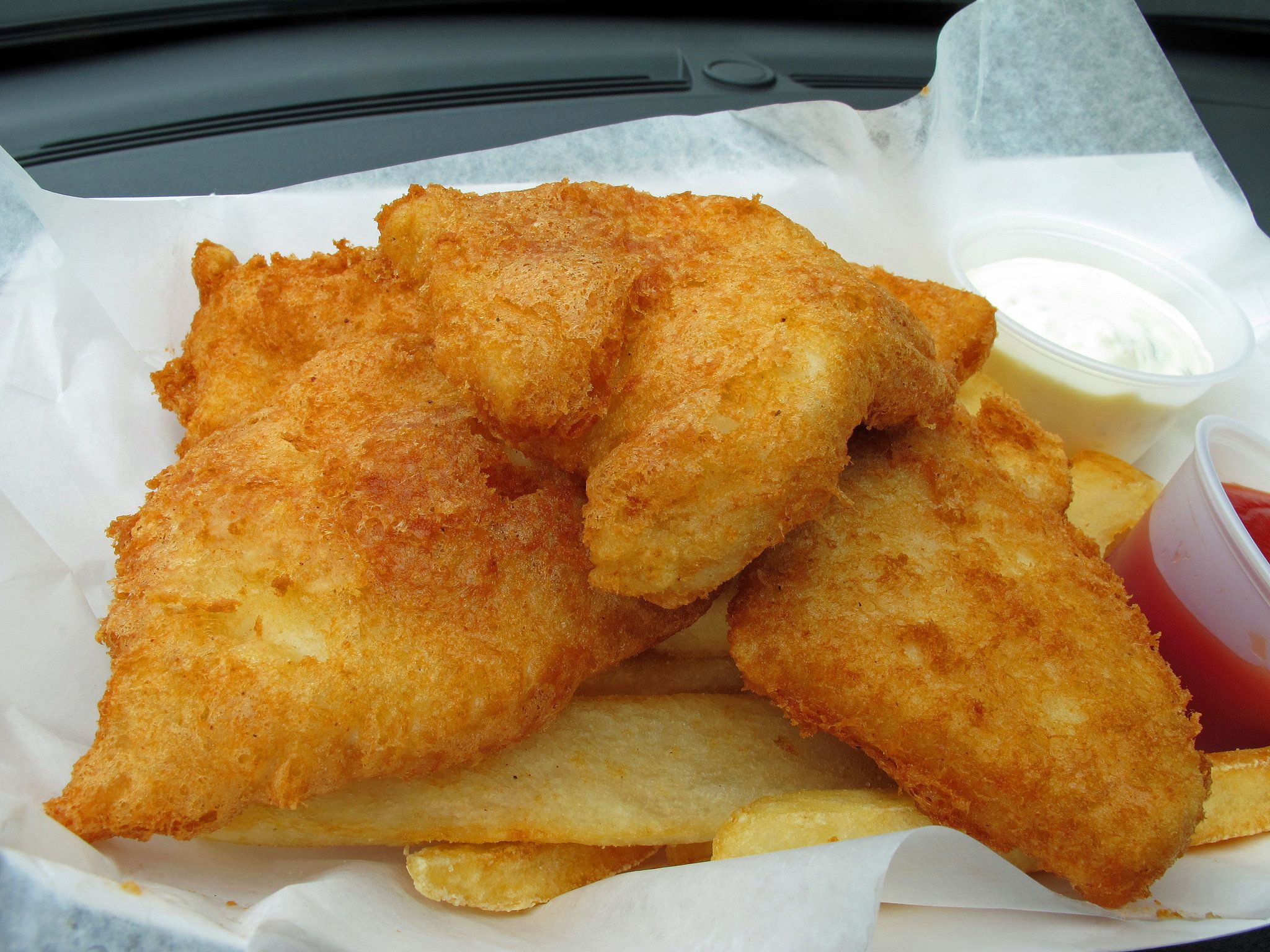 Oregon: Fish and Chips