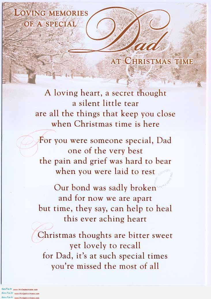 missing you at christmas poems will celebrate the whole christmas with my father my dad and christmas