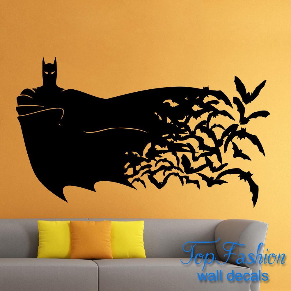 Amazing Superhero Wall Decorations Gallery - The Wall Art ...