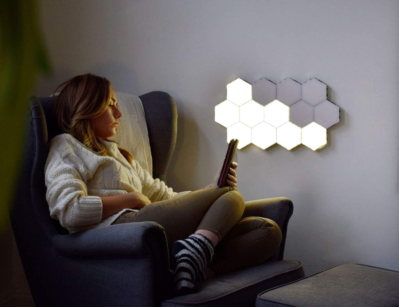 Hexatile Touch Lighting House Design Home Decor