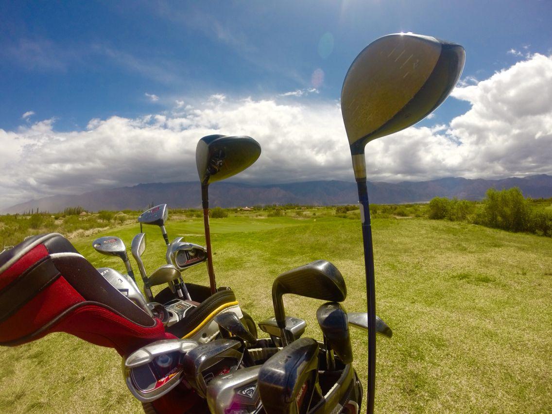 Golf in salta, Argentina