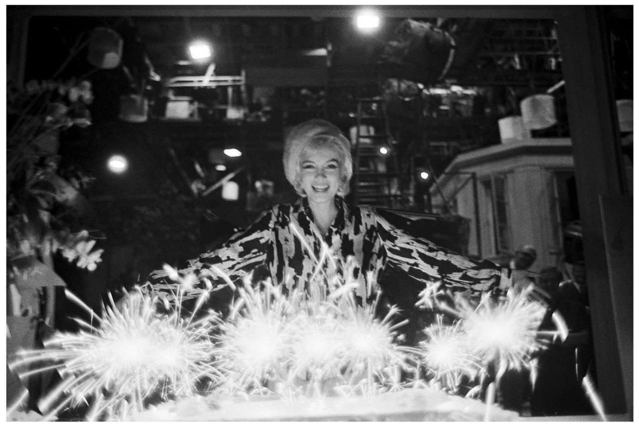 Marilyn Monroe's last birthday