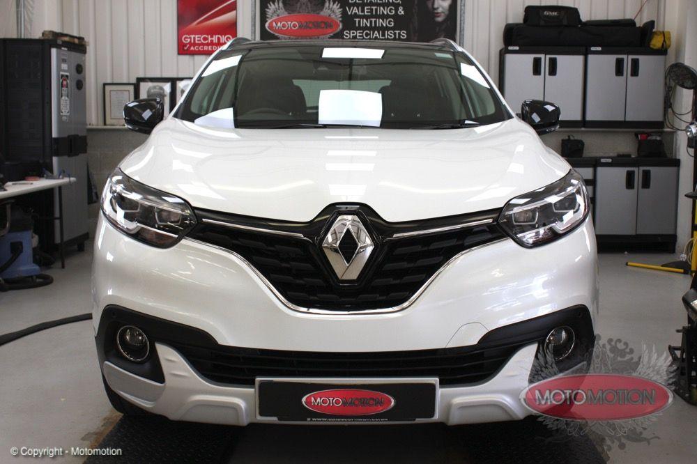 Renault Kadjar New Car Detail Gtechniq Treatment Https Www
