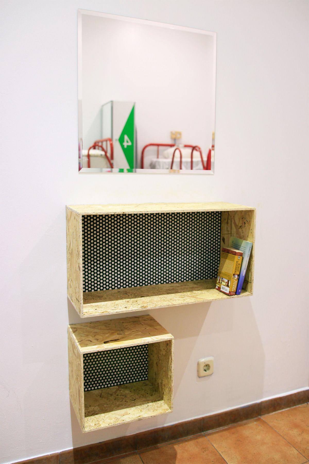 Baldas Y Espejo Decoraci N Y Dise O De Mobiliario Para  # Muebles Tirso De Molina