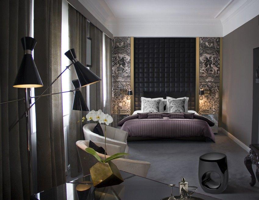 Bringen Sie einzigartig Luxus-Möbel zu Ihrem Schlafzimmer Design