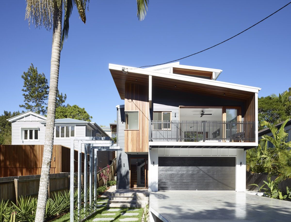 modern take on classic queensland architecture also home pinterest rh
