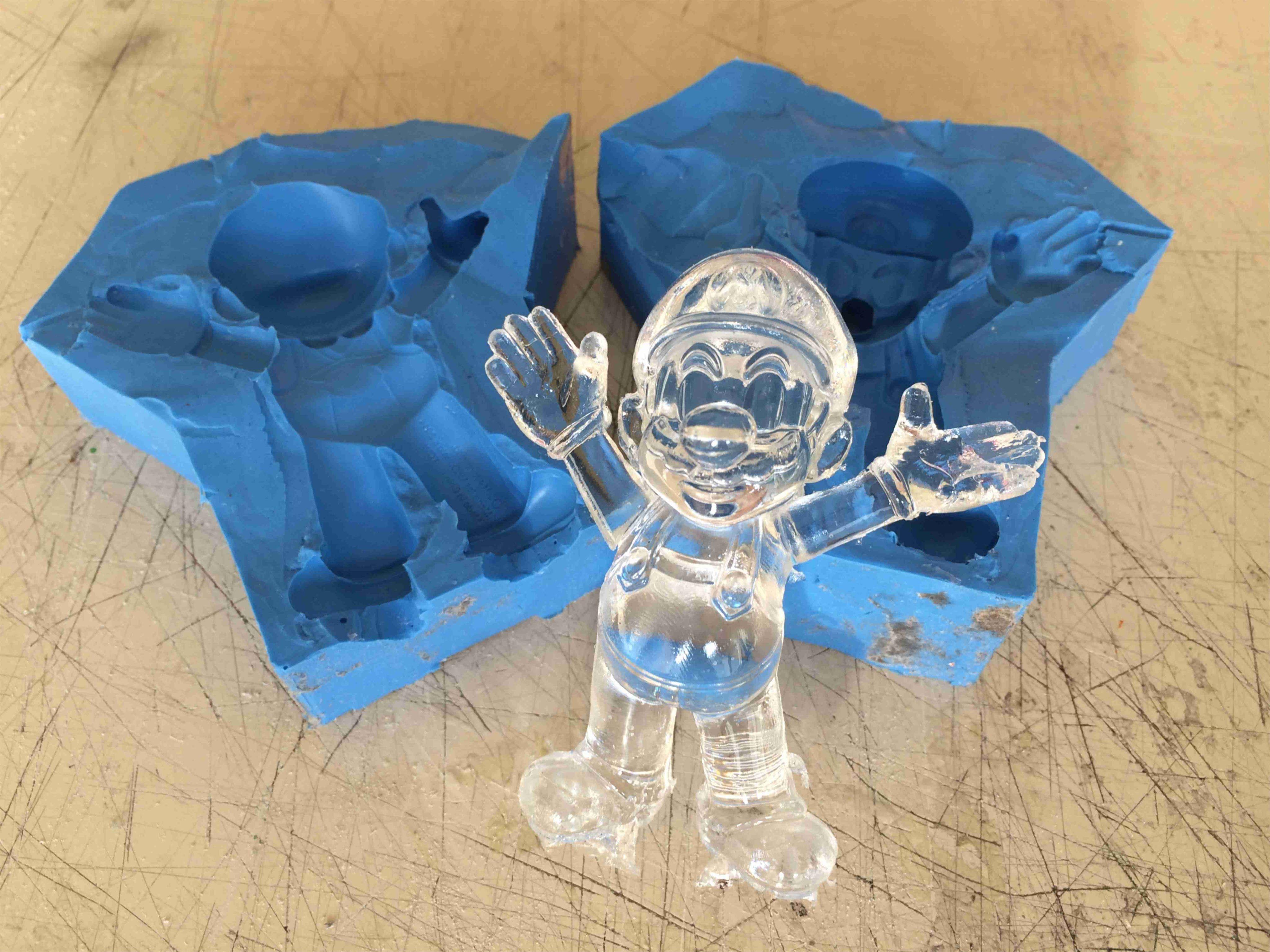 Prototipagem Mário Bros. - Expressão Gráfica UFPR