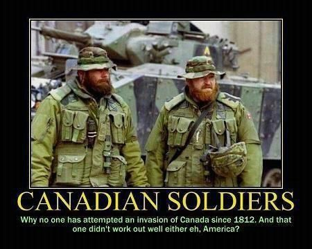 Yay Somebody Recognizes That We Did Fight In The War Of 1812 Canada Funny Military Humor Military Memes