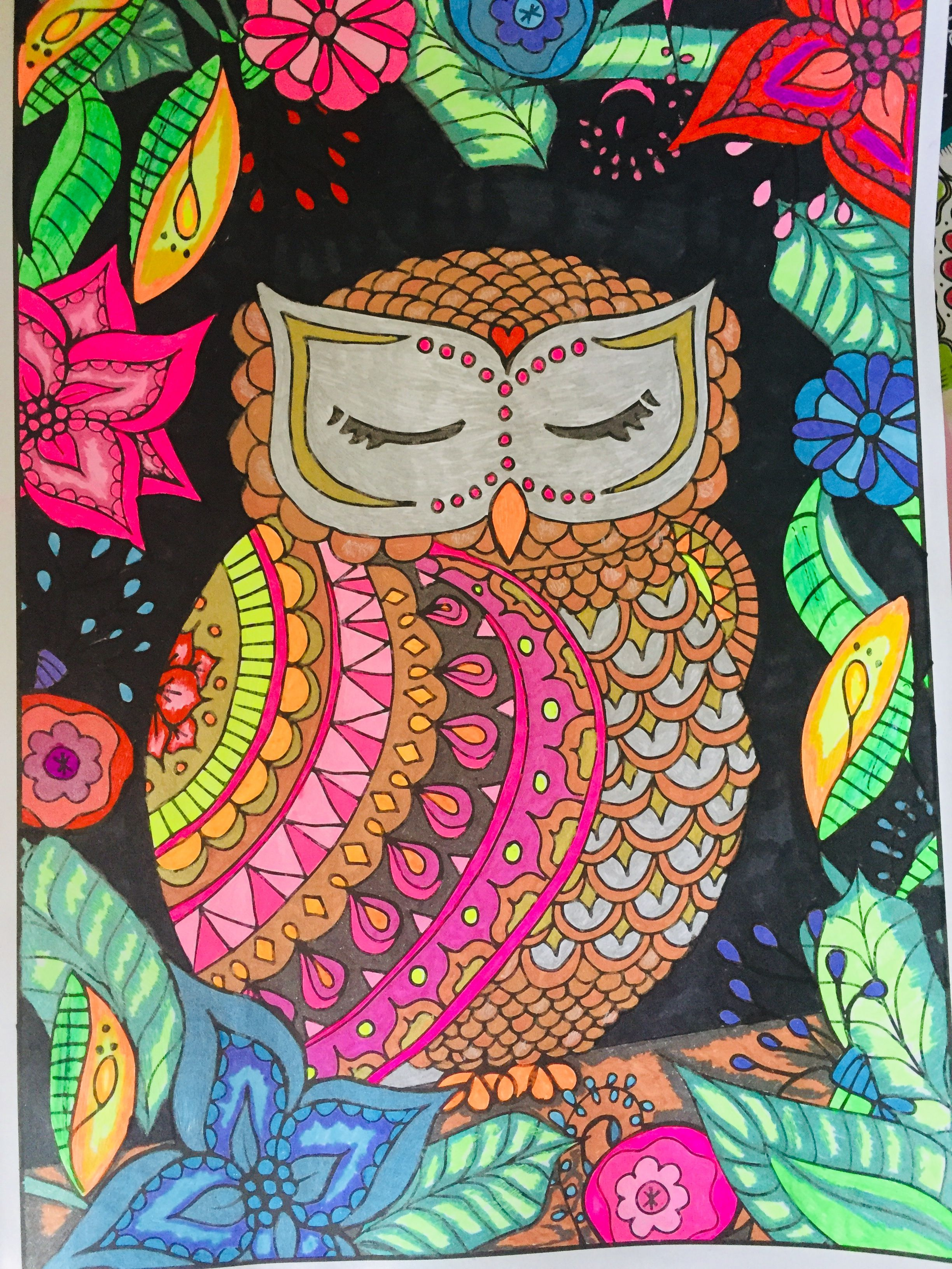 Pin On Zen Art Therapy Adult Coloring