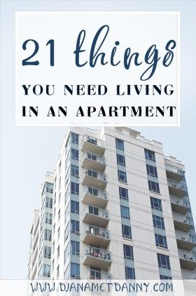 21 Things You Need Living In An Apartment A List Of All My Horror Stories Apartments And What I Ve Learned To Have With Me Along The Way
