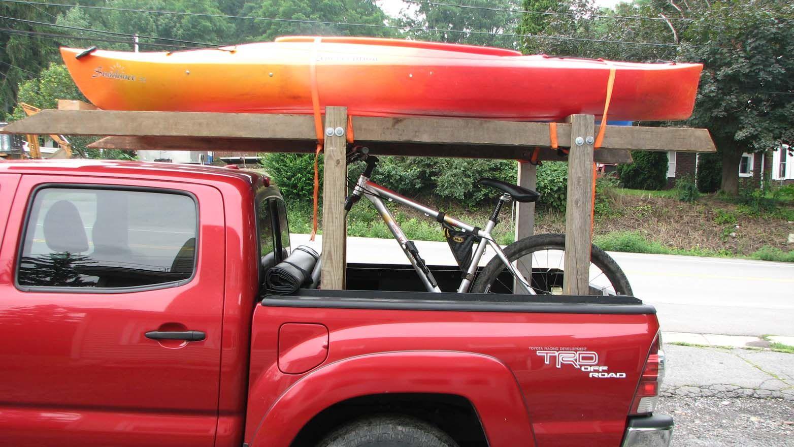 Of Kayak rack, Kayak rack for truck, Trucks