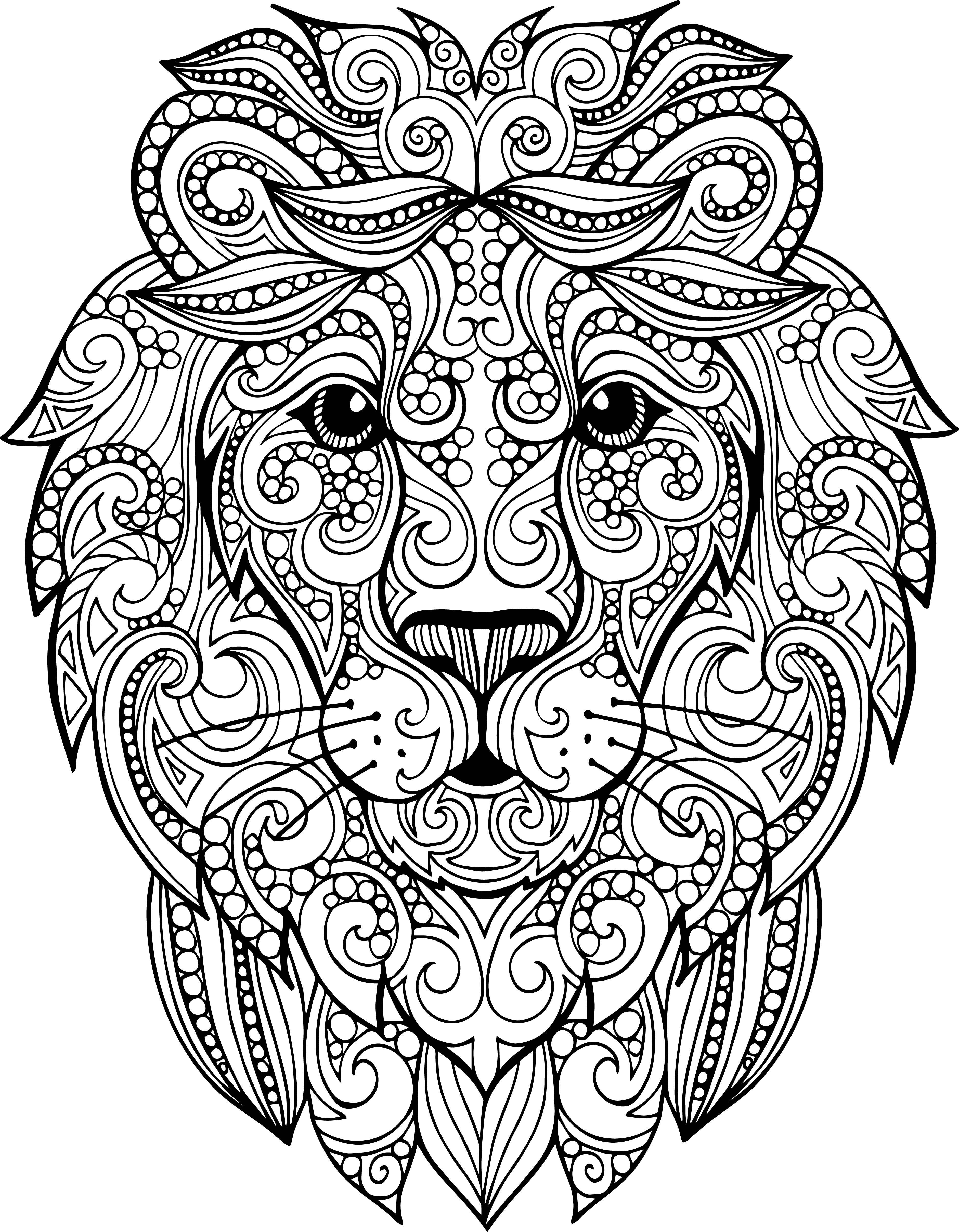 Pin On Joanna S Adult Coloring Books Vol 1 Pages [ 4835 x 3762 Pixel ]