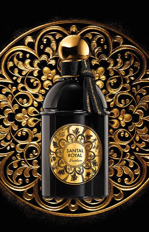 Guerlain Santal Royal Perfume عطور Frascos De Perfume Perfume