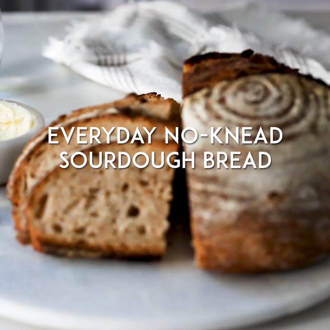 Every baker needs an all-purpose, go-to loaf in their repertoire. And if you're new to sourdough, this is the perfect place to start.