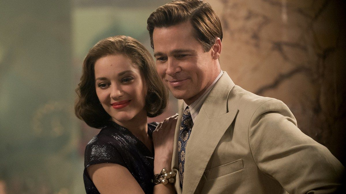 'Allied' MOVIE REVIEW A Gripping Tale of Love in War