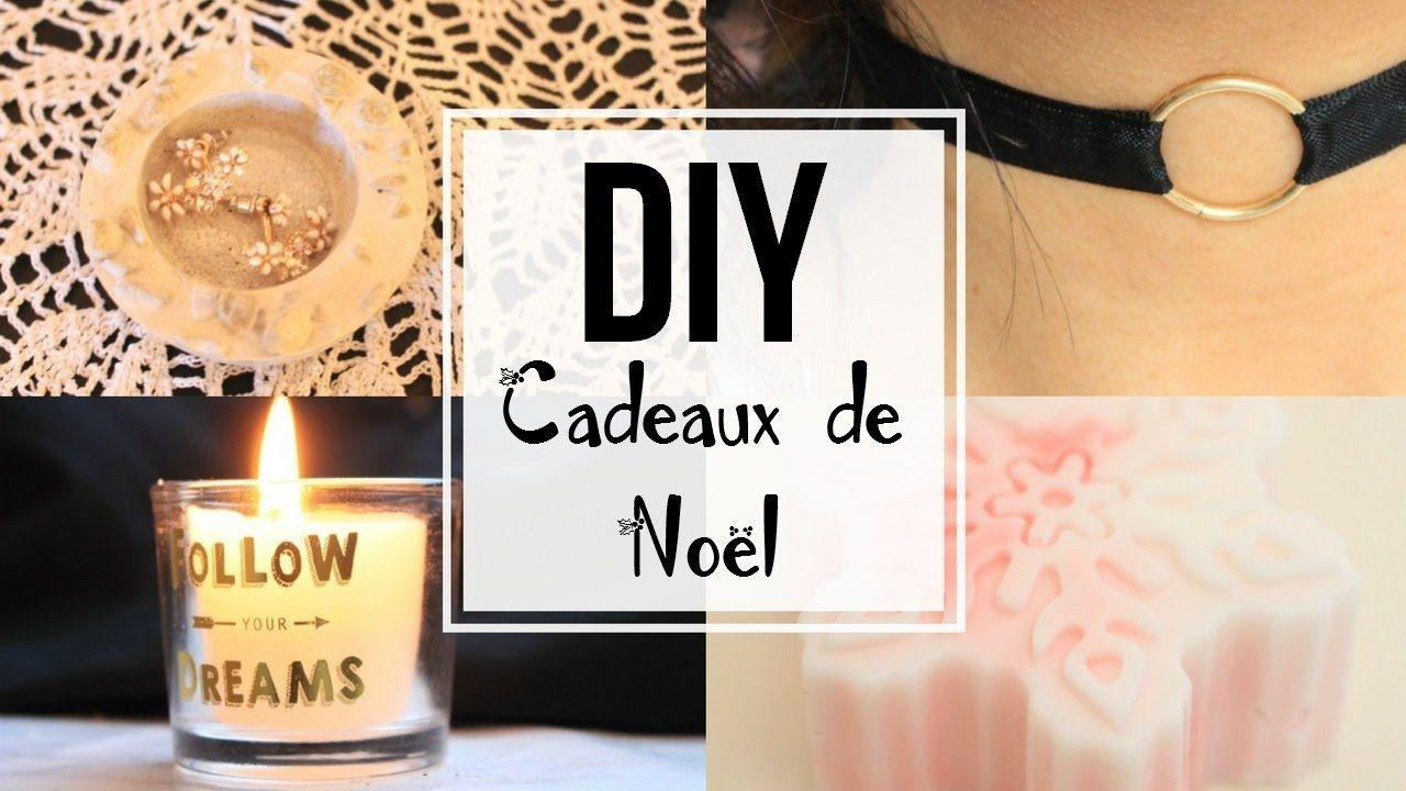 DIY Idée Cadeau de Noël 🌙 (avec images) Idee cadeau noel