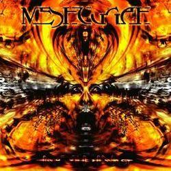 Demiurge Meshuggah Sheet Music Tabs Death Metal Album Chanson