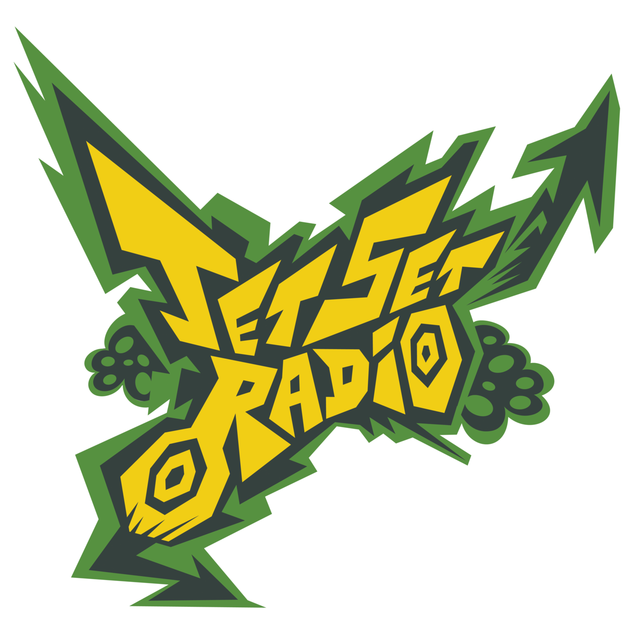 The Video Game Art Archive - 'Jet Set Radio' - an amazing