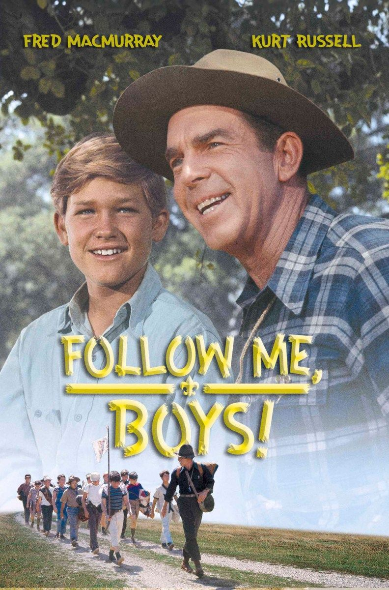 Follow Me Boys Is Disney S Tribute To The Boy Scouts Of