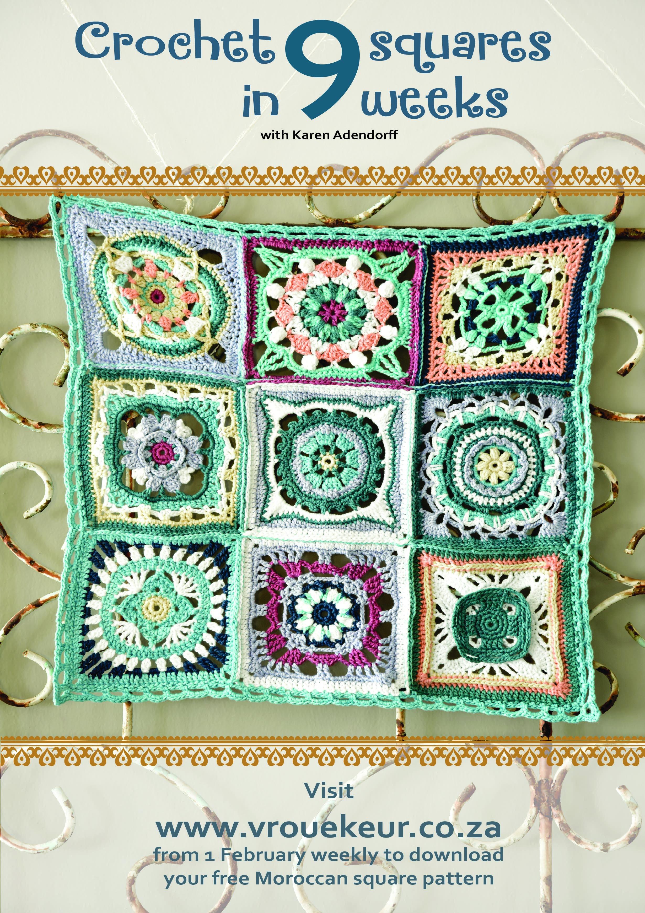 Pin de Nélida Rabe en Mantas | Pinterest | Muestras de crochet ...