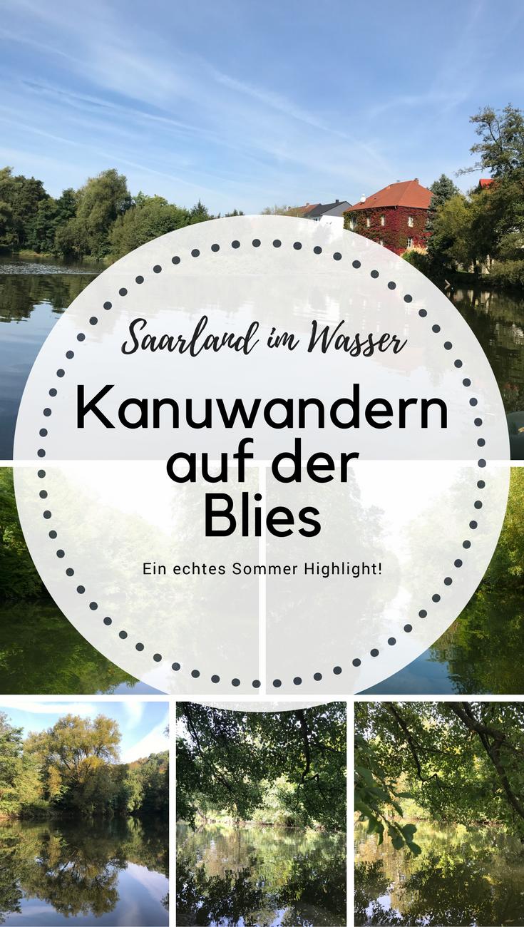 Photo of Saarland im Wasser: Kanuwanderung auf der Blies