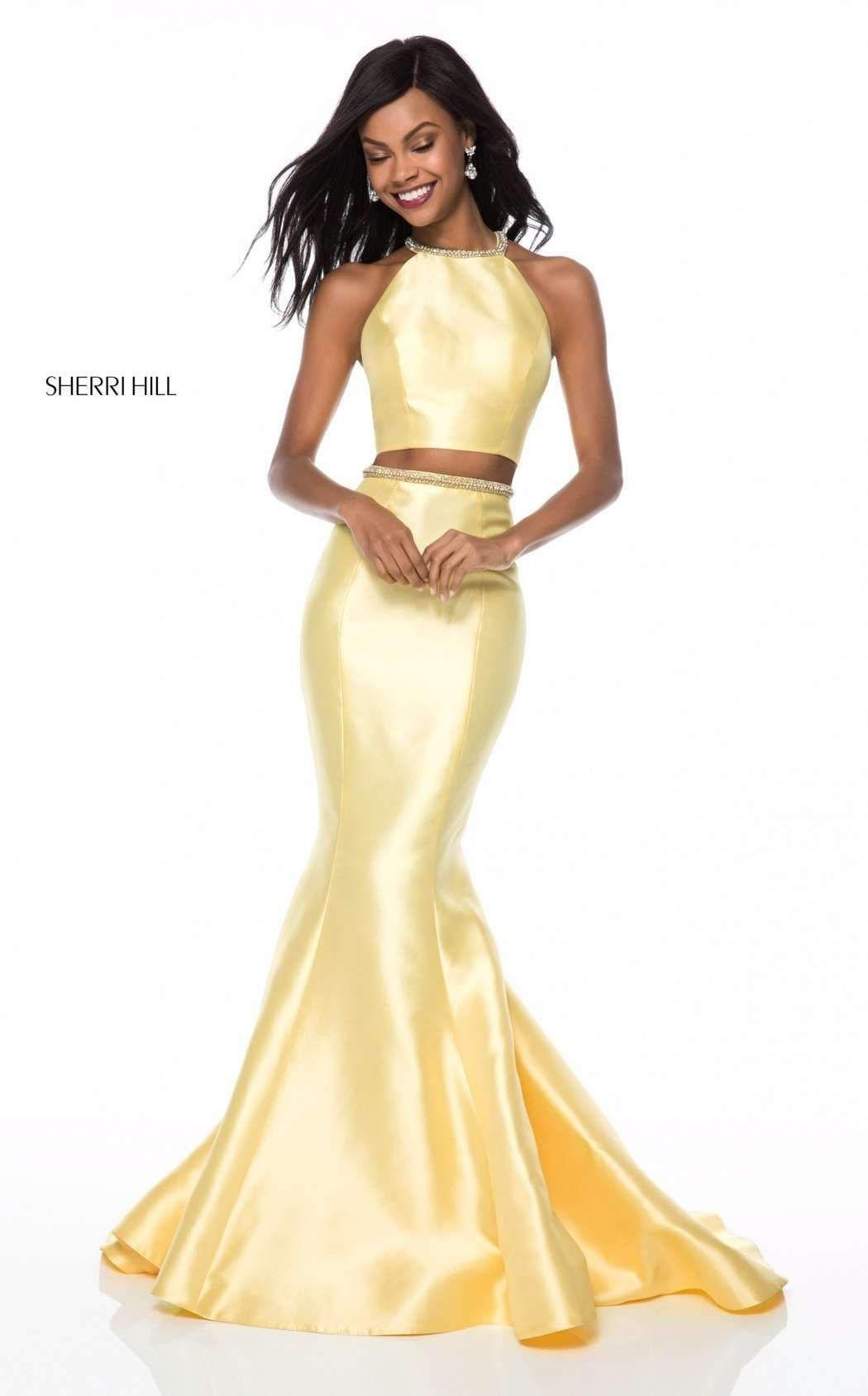 e5894addaf Sherri Hill 52024. Sherri Hill 52024 Designer Prom Dresses ...