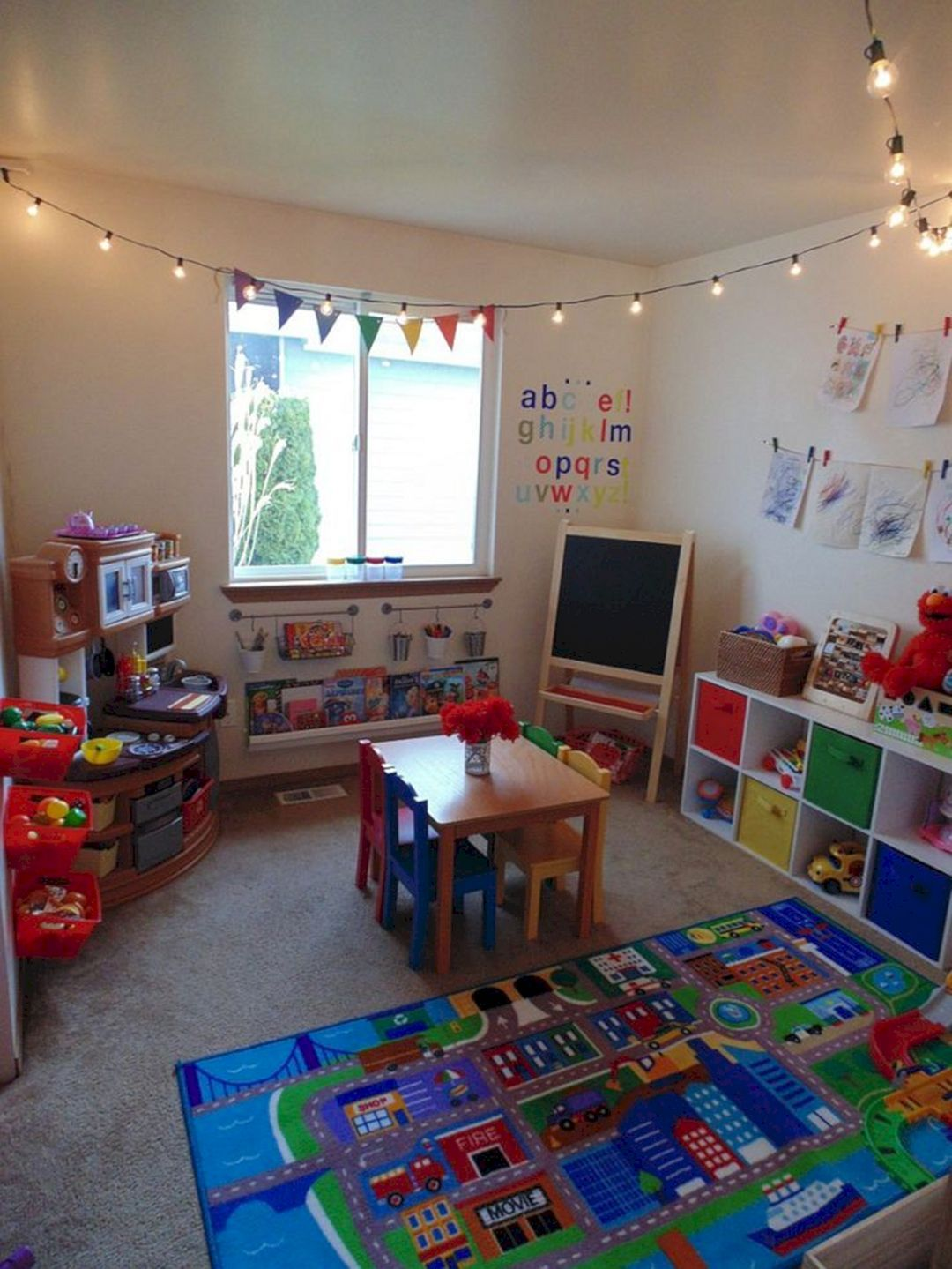 Budget Friendly Playroom Ideas
