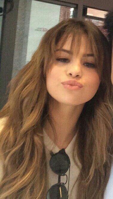 Amymckeown5 Selena Gomez BangsSelena