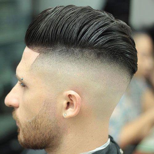The Razor Fade Haircut