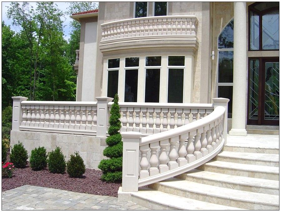 Best Metal Balusters For Stairs Metal Balusters A Ladders 400 x 300