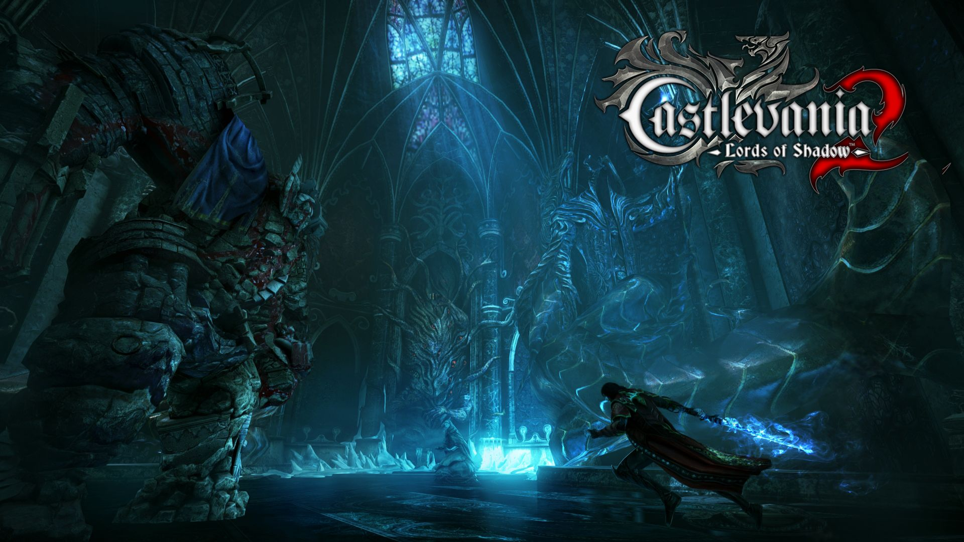 Full Hd 1080p Castlevania Lords Of Shadow 2 Wallpapers Hd
