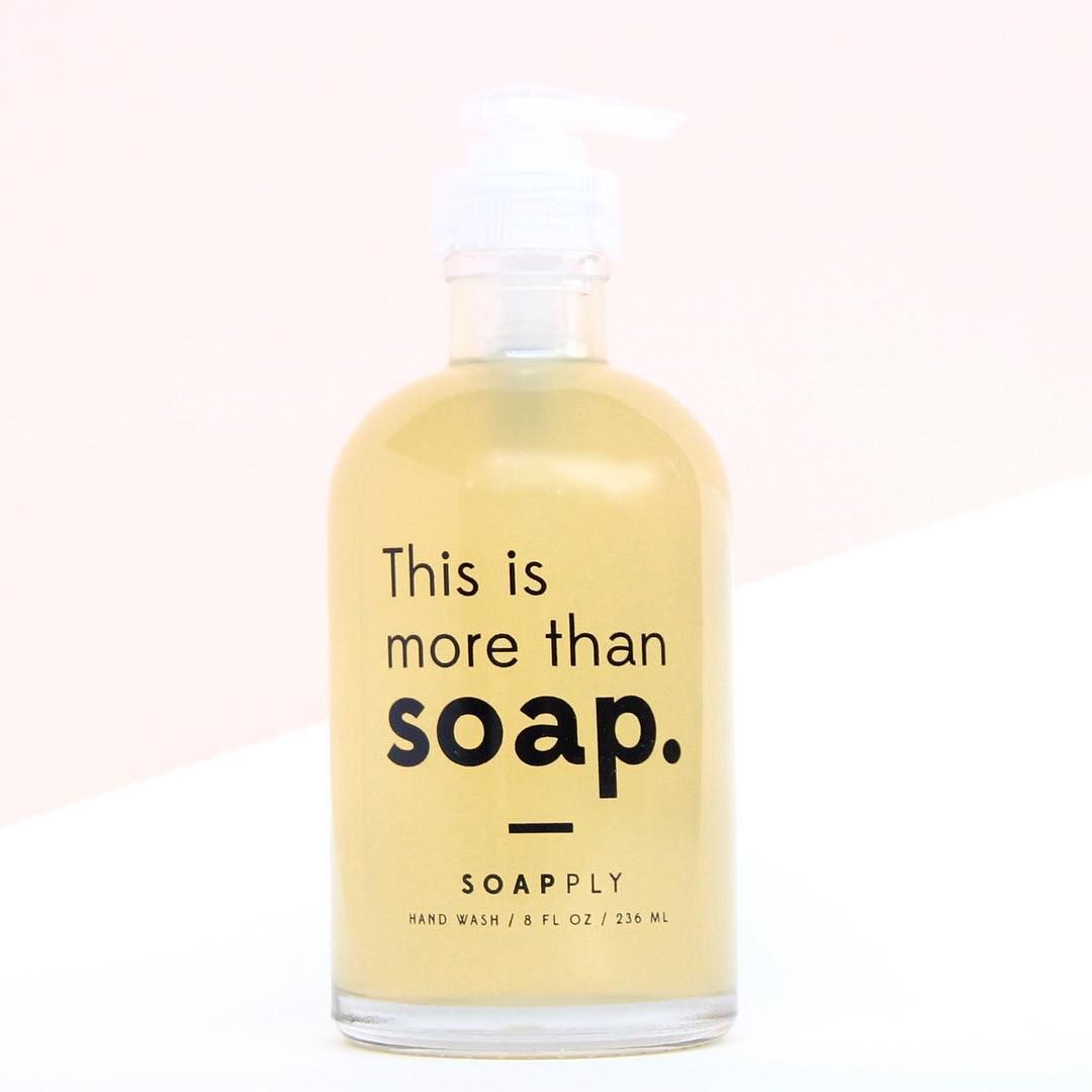 @soapply | All natural, toxin-free soap made from food grade organic oils. For a good cause! Helping with clean water in Africa