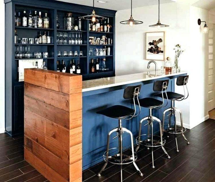 59 Cool Basement Bar Design Ideas 2020 Guide Small Corner Bar