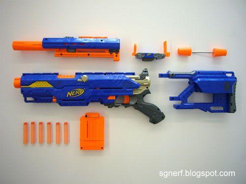 Nerf Gun Collection