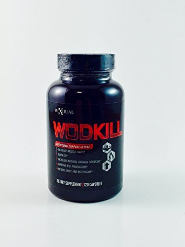 WODKILL Pre Workout Pump Enhancer and Natural Thermogenic