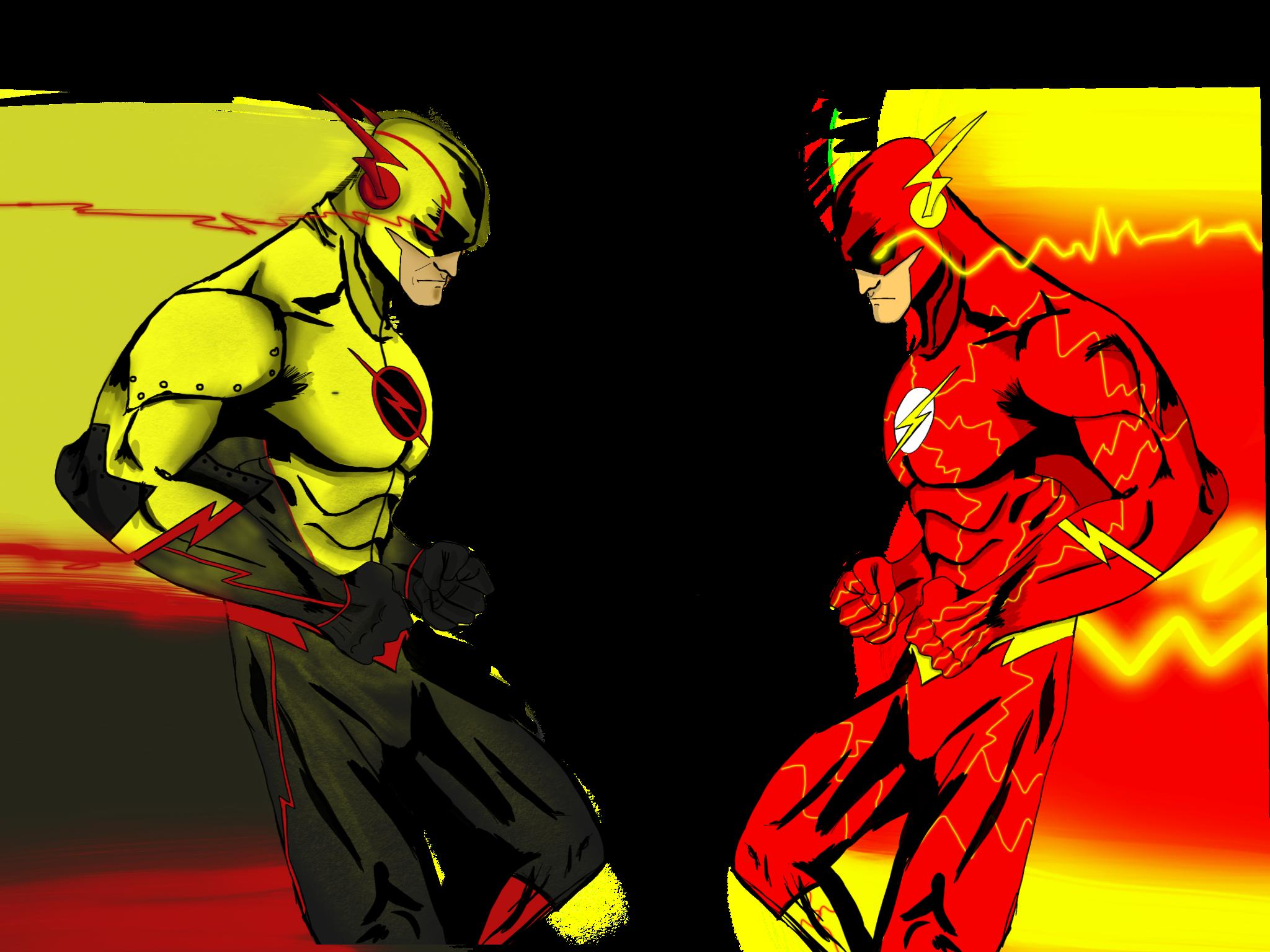 Reverse Flash Flash Reverse Flash Flash Vs Flash Drawing