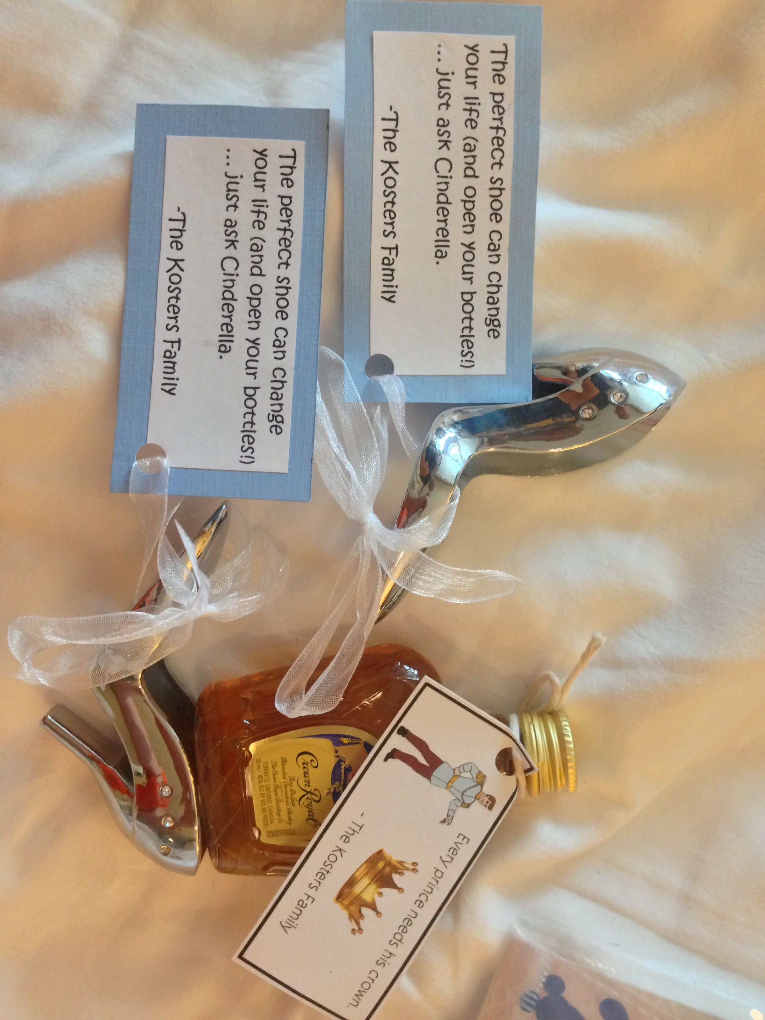 FE (fish extender) gifts we received on our cruise 5/19/13 on the Disney Dream