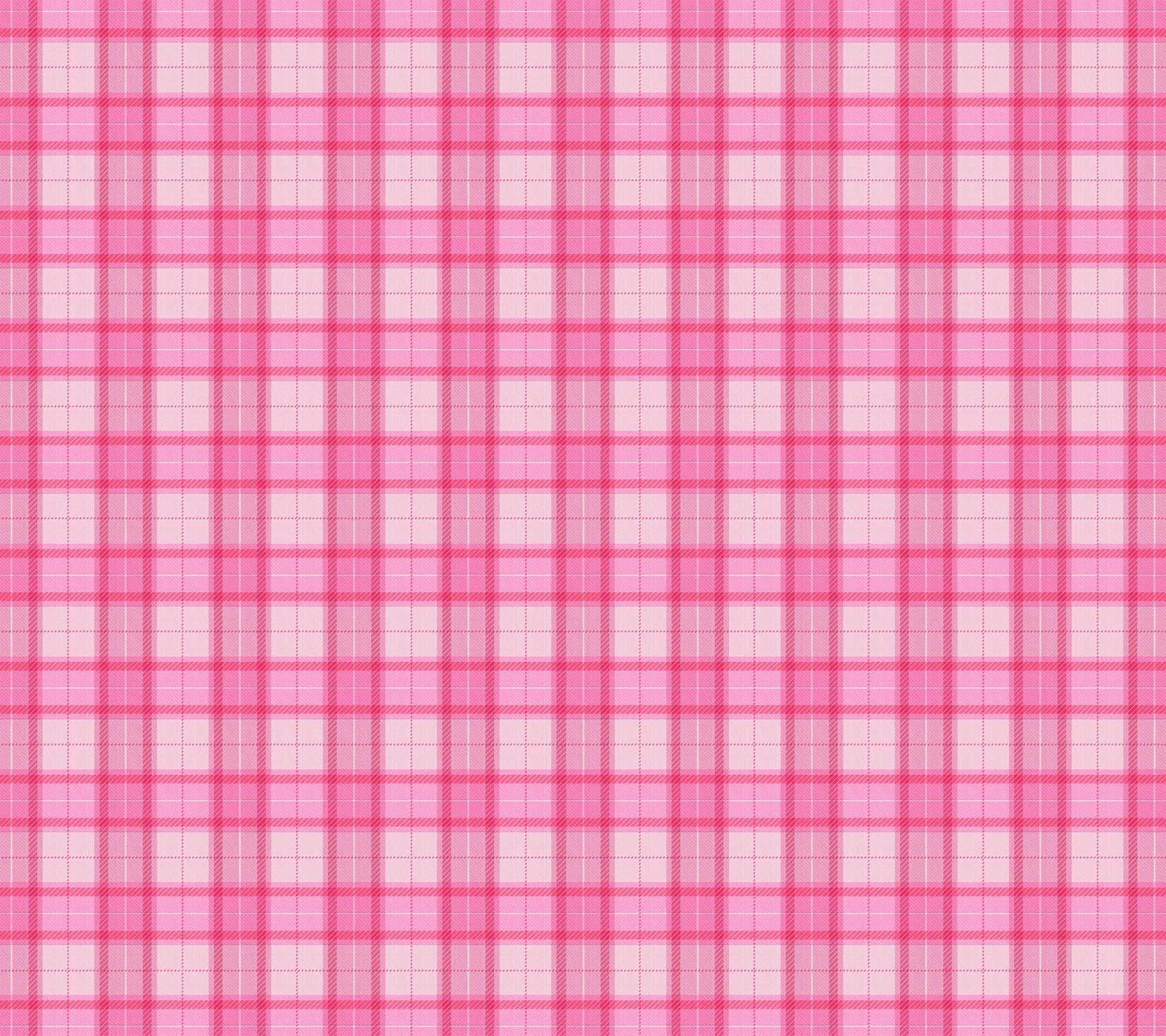 Pink plaid. Tap to see more pinky girly Android HD