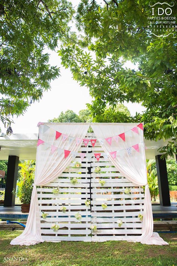 Secret Garden Birthday Party | Garden birthday parties, Garden ...