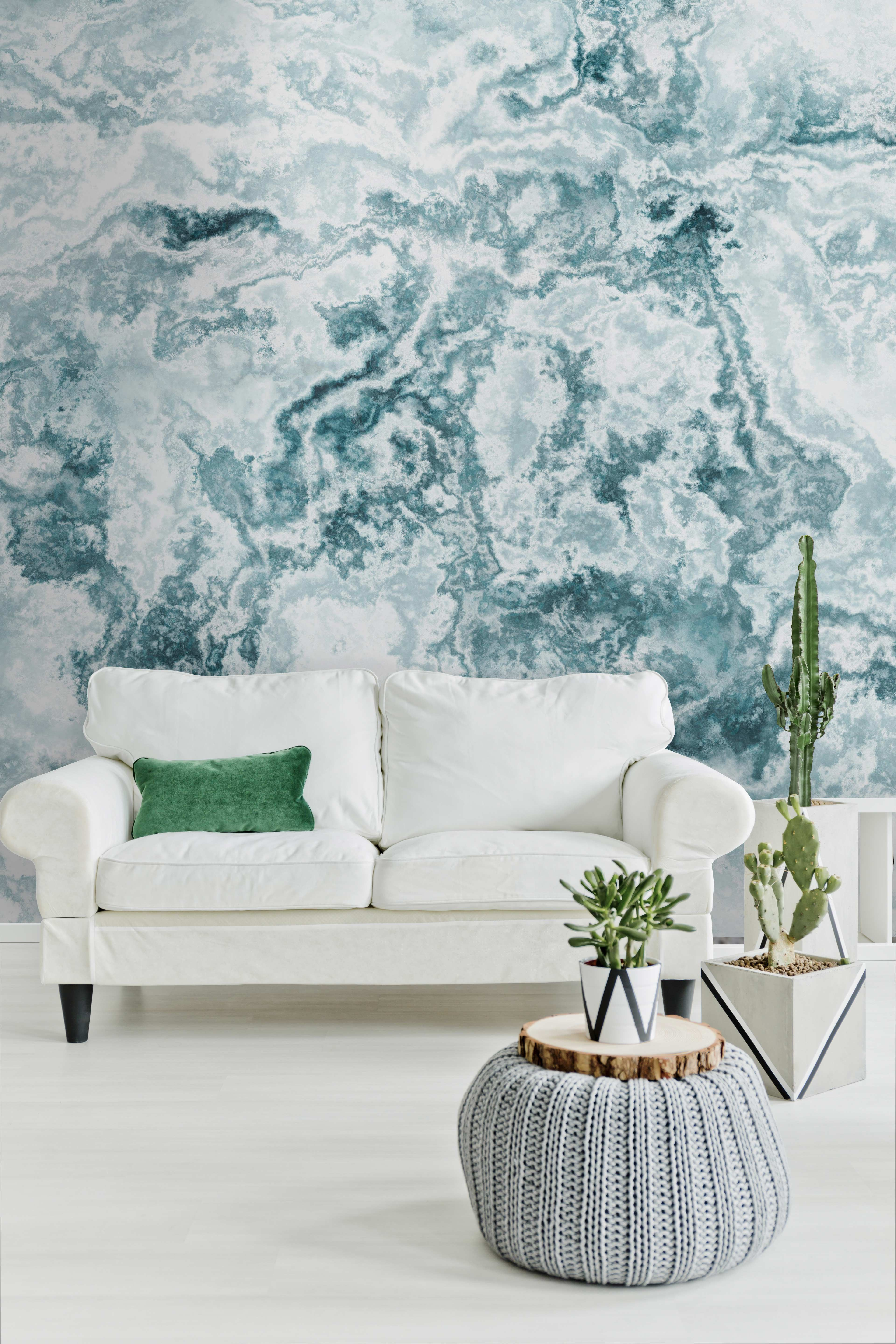 Green Marble Self Adhesive Wallpaper Marble Wallpaper Concrete Interiors White Marble