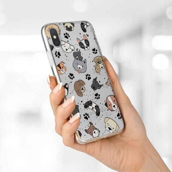 10c9dbc2d57c0 iPhone 8 plus Dog case Galaxy Note 9 case Cute dog iPhone XR Funny ...