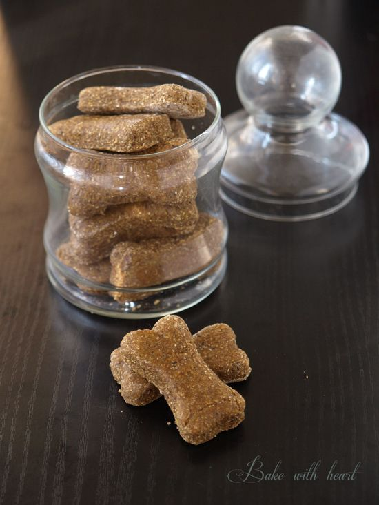Cook With Love Bake With Heart Homemade Dog Treat Chicken Liver