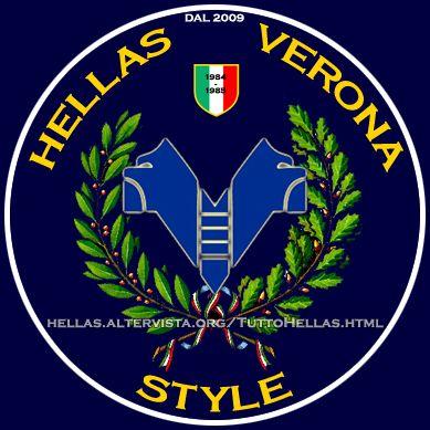 LOGO HELLAS VERONA STYLE 2009 www.hellasveronastyle.eu
