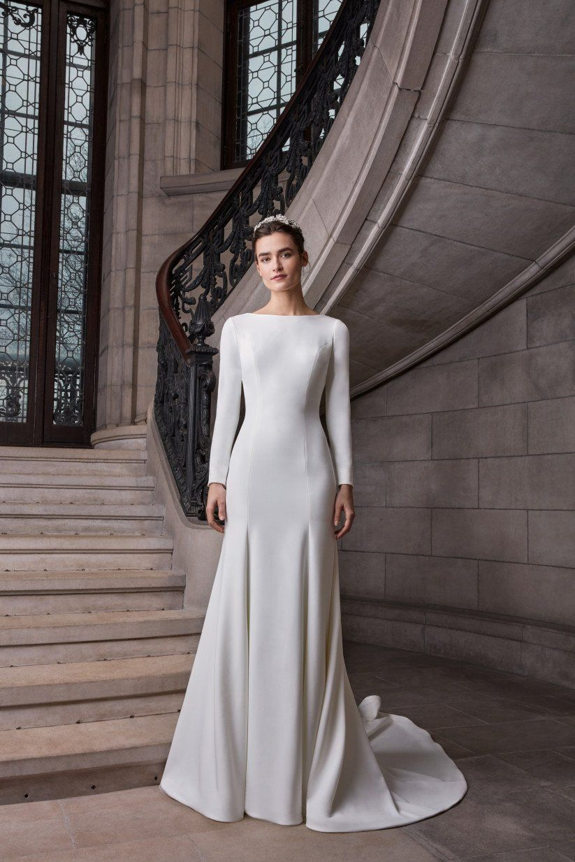 The 6 Wedding Dress Trends Brides Will Be Wearing in 2020