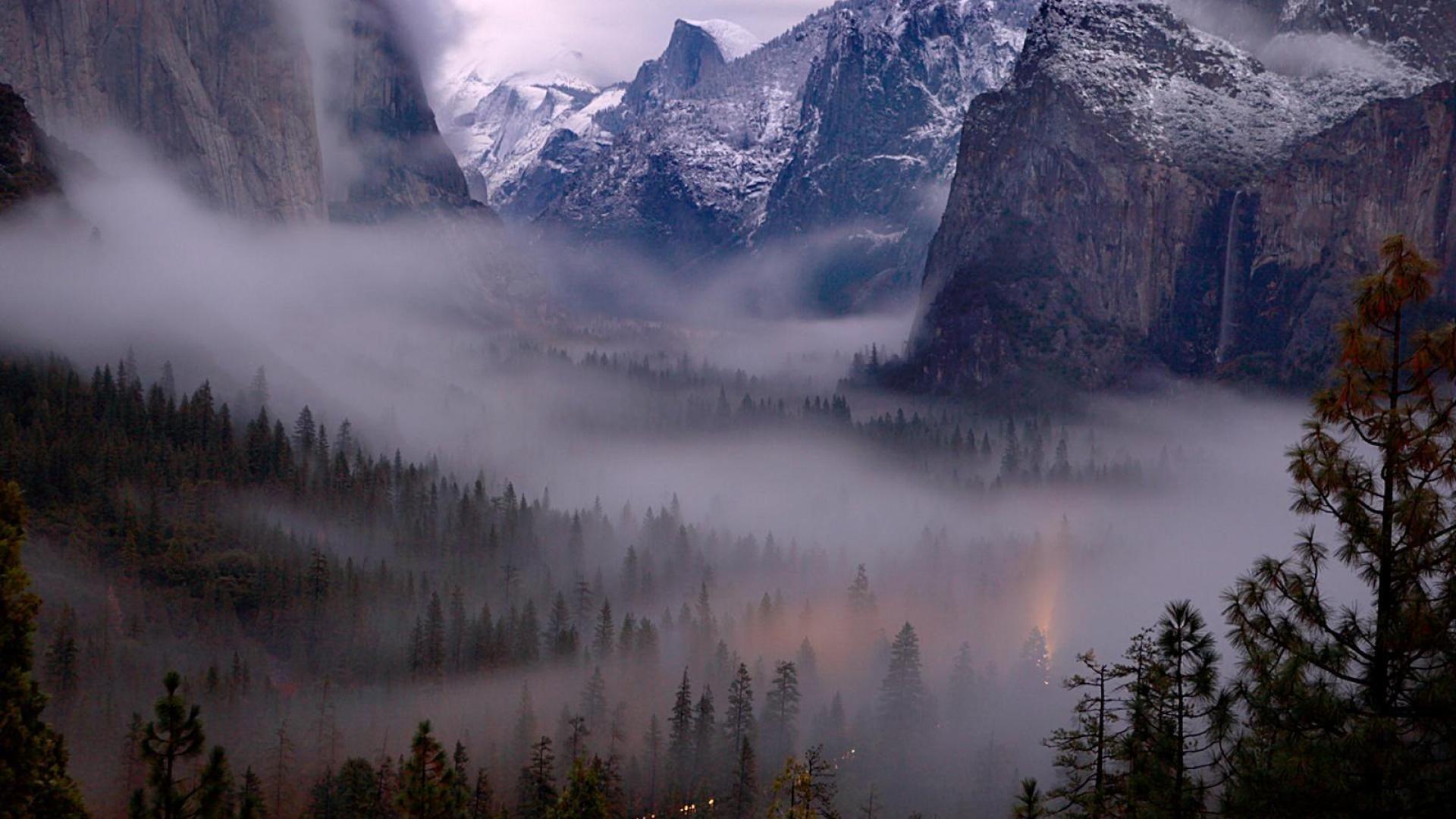 Yosemite Wallpaper Night Wallpaper Hd Yosemite Valley