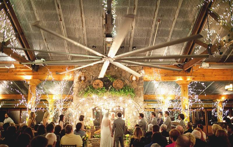 Pavilion at the Angus Barn - Venue - Raleigh, NC ...