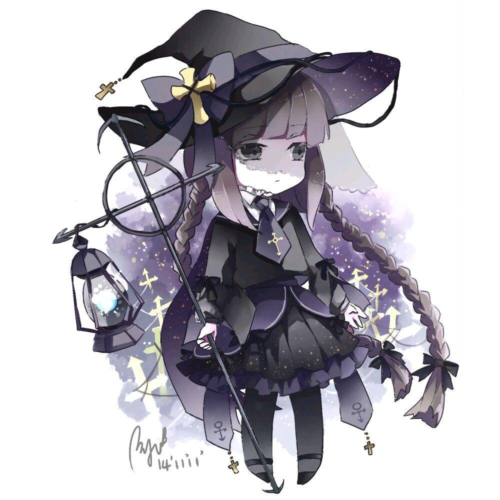 Sea Witch Anime Chibi Sea Witch Chibi