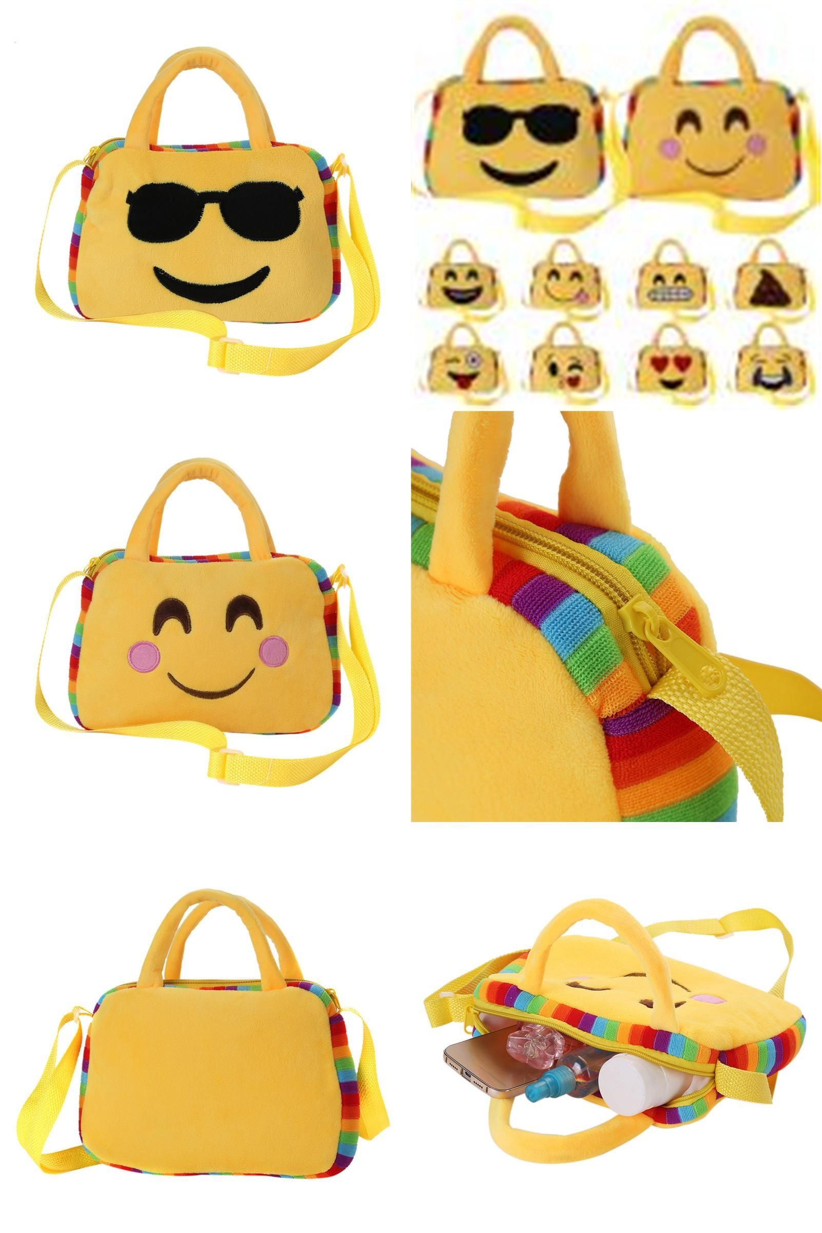 Pin By Kimberly Graham On All Things Emoji Emoticons Smiley Faces Emoji Bag Pink Tote Bags Pink Tote