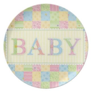 BABY LOVE COLLECTION DINNER PLATE