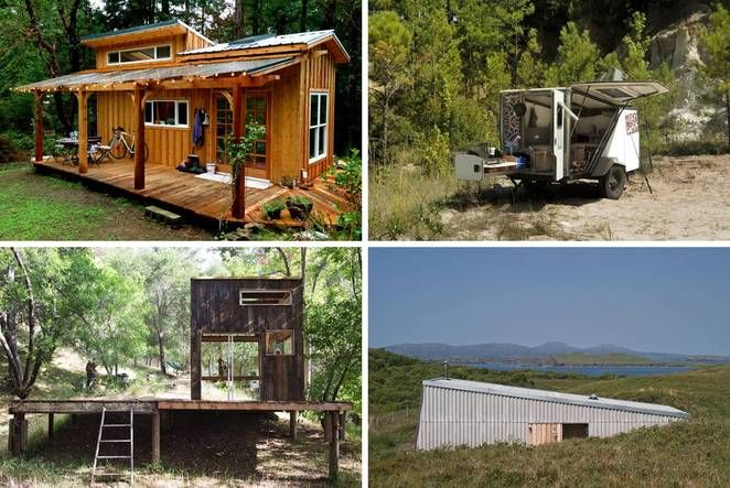 The top tiny houses of August 2016